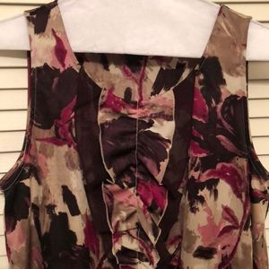 Ruffled blouse from Ann Taylor!